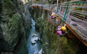 Audit du risque Gorges du Fier