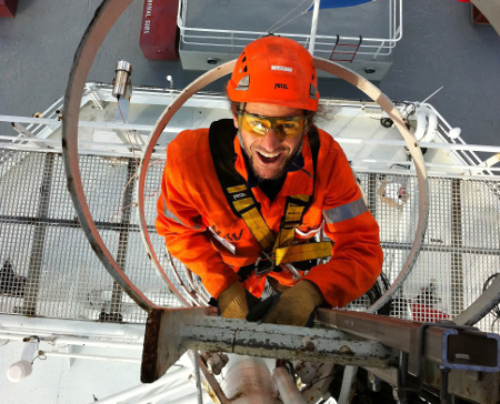 Formation utilisation du harnais antichute port du - Formation travail en hauteur port du harnais ...